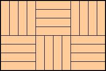 縦・横の組み合わせ(1)