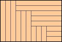 縦・横の組み合わせ(2)