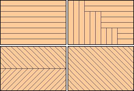 貼り方は10パターン